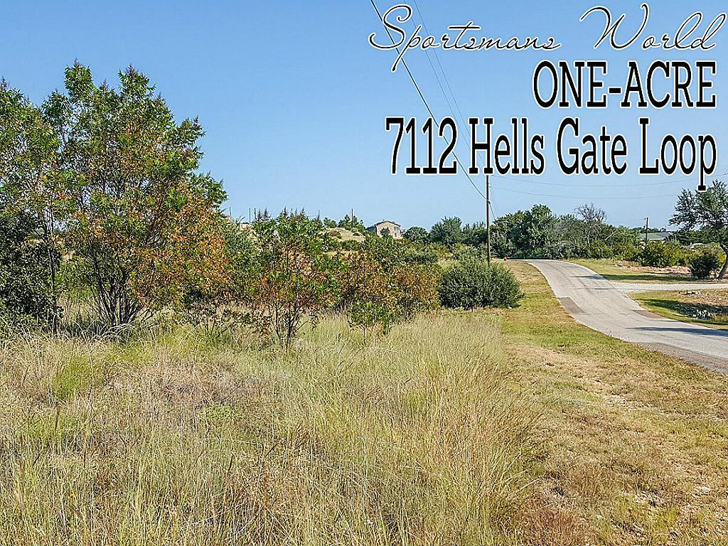 7112 W Hells Gate Loop, Strawn, TX 76475