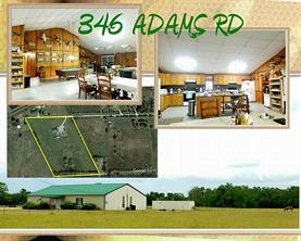 346 E Adams Road, Bay City, TX 77414