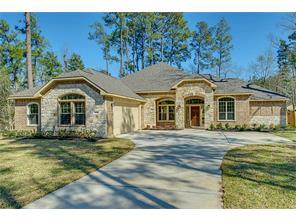Houston Home at 32823 Oak Creek Drive Magnolia                           , TX                           , 77354 For Sale