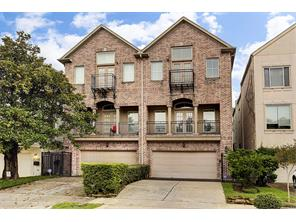 Houston Home at 6223 Westcott Street Houston , TX , 77007-2036 For Sale