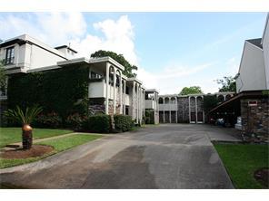 Houston Home at 2318 Dorrington 8 Houston , TX , 77030 For Sale