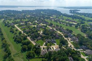 View showing the gated waterfront neighborhood of Bentwater, with 54 holes of golf, two pools, dining room, spa, sports club, tennis club and yacht club this subdivision has tons to offer.