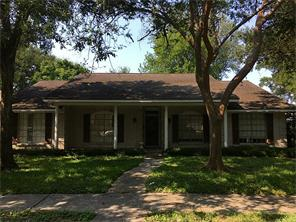 Houston Home at 6222 Bayou Bridge Drive Houston , TX , 77096-3706 For Sale
