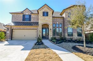 Houston Home at 3407 Millhouse Point Way Richmond                           , TX                           , 77406-2263 For Sale