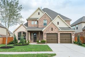 Houston Home at 10807 Battenrock Court Richmond , TX , 77407 For Sale