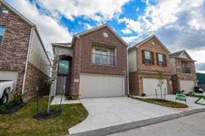 Houston Home at 1919 Banna Drive Houston , TX , 77090 For Sale