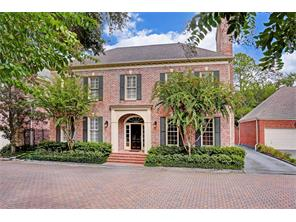 Houston Home at 207 Sugarberry Circle Houston                           , TX                           , 77024-7212 For Sale