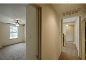Second floor living  offers privacy for   your secondary bedrooms and baths.