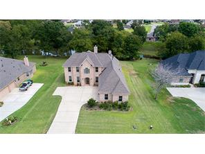 Estate living is yours in this grand brick home in Buffalo Springs.  Located in Montgomery school district.
