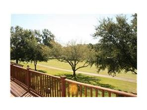 #2 bedroom has view of golf course