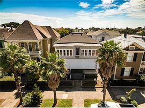 Houston Home at 1821 Broadway Street Galveston , TX , 77550-4912 For Sale