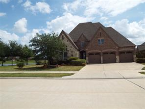 Houston Home at 10523 Aliana Trace Drive Richmond , TX , 77407-2133 For Sale