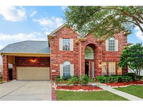 Houston Home at 12102 Green Trails Drive Stafford , TX , 77477-2271 For Sale