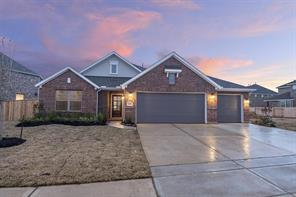 Houston Home at 7607 Candlelight Park Spring , TX , 77379 For Sale
