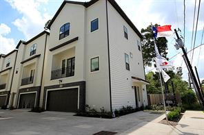 Houston Home at 843 Fisher C Houston                           , TX                           , 77018 For Sale