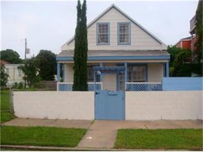 1023 Avenue L, Galveston, TX, 77550