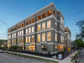 Houston Home at 1206 Bartlett Street Houston , TX , 77006 For Sale