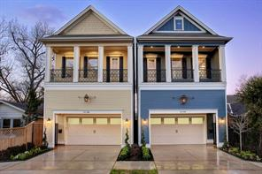 Houston Home at 1015B Peden Houston                           , TX                           , 77006 For Sale