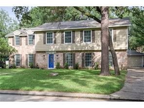 Houston Home at 8210 Oak Moss Drive Spring , TX , 77379-4531 For Sale