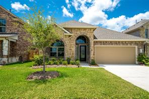 Houston Home at 17111 Audrey Arbor Way Richmond , TX , 77407 For Sale