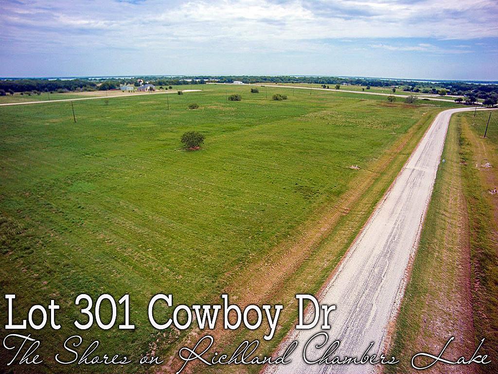 Lot 301 Cowboy Drive, Corsicana, TX 75109