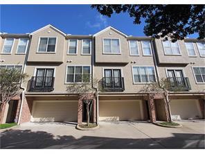 Houston Home at 12707 Boheme Drive 708 Houston , TX , 77024-4998 For Sale