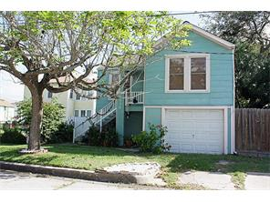 Houston Home at 1416 26th Street Galveston                           , TX                           , 77550-4550 For Sale