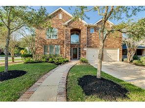 Houston Home at 18534 Laura Shore Drive Cypress , TX , 77433-2490 For Sale