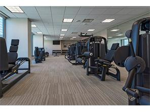 On the 2nd floor overlooking the pool a fitness center with Italian-made Technogym equipment and sauna rooms. Ladies and gentlemen s locker rooms feature showers and a steam bath. Also on the second floor, residences are assigned an ample storage.