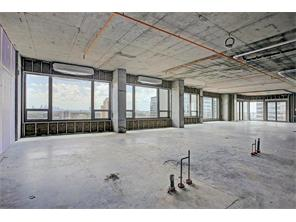 It is his latest development in Houston and one of the newest condos in the posh Galleria area, a bustling retail and business district. A finished   to the slab   it is a blank slate ready for customization.