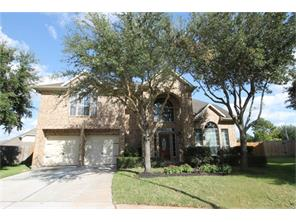 Houston Home at 25203 Sandy Trace Lane Katy                           , TX                           , 77494-2485 For Sale
