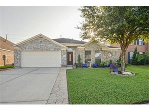 Houston Home at 16510 Morning Shadows Way Humble                           , TX                           , 77346-1847 For Sale