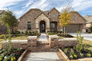 Houston Home at 17207 Meek Pass Drive Cypress , TX , 77433 For Sale