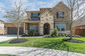 Houston Home at 11238 Linen Mills Lane Cypress , TX , 77433 For Sale