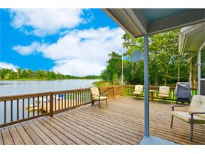 Fabulous Lake Views from your backdoor Deck!  Hidden Gem on the Lake, even Harvey couldn t flood!