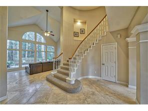 Houston Home at 38 Coldbrook Circle The Woodlands                           , TX                           , 77381-6153 For Sale