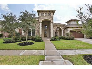 Houston Home at 17515 Astrachan Road Richmond , TX , 77407-2704 For Sale
