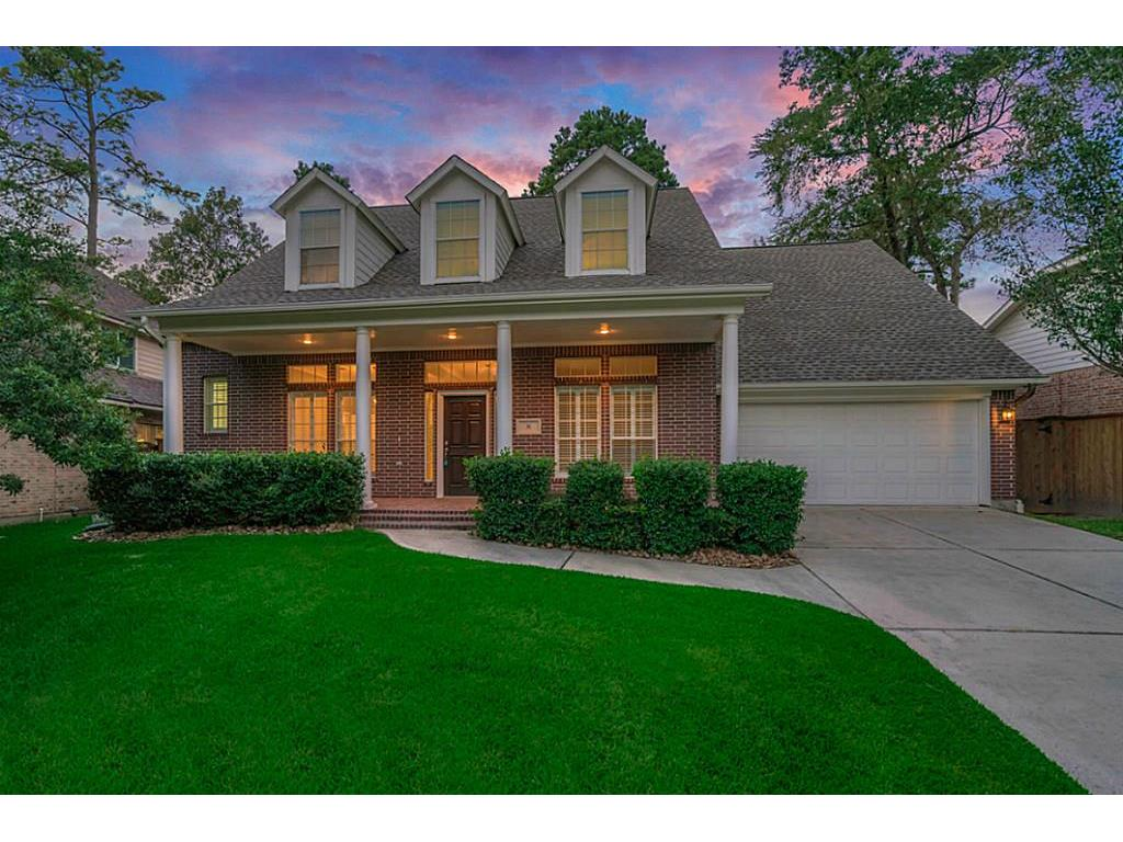 31 Agate Stream Place The Woodlands TX 77381