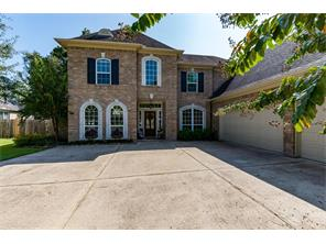 Houston Home at 12418 Wide River Lane Humble , TX , 77346-4081 For Sale