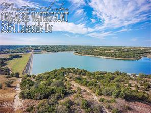 2354 Lakeside, Bluff Dale TX 76433