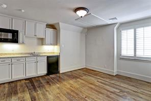 Quarters located just over Garage with a kitchenette and office space - 14x12