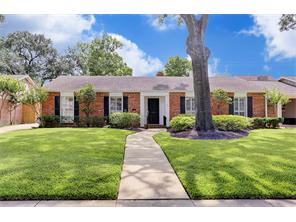 Houston Home at 2211 Briarmead Drive Houston , TX , 77057-2934 For Sale