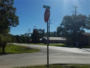 This property is located on the corner at FM 2090 and Groves Rd.