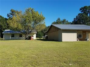 Have another look at this property located in the heart of Splendora. What will you do with all of this space?