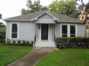 Houston Home at 3329 Tampa Street Houston , TX , 77021 For Sale