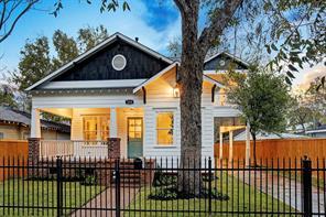 Houston Home at 1210 Cordell Street Houston , TX , 77009-3131 For Sale