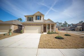 Houston Home at 16702 Kingston Bend Trail Crosby                           , TX                           , 77532 For Sale