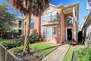 Houston Home at 6304 Pickens Street B Houston , TX , 77007-2095 For Sale