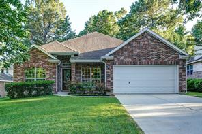 Houston Home at 13425 Hidden Valley Drive Montgomery , TX , 77356-5367 For Sale
