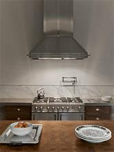 La Cornue is a French oven and cooking range founded in 1908 by Albert Dupuy, a Parisian herbalist and perfumer. Chosen for its High performance, dual-fuel, double oven and luxury brand this is found primarily in Gourmet Kitchens.